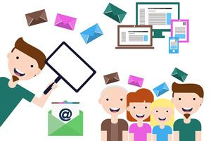 più visite sul sito web con l'email marketing