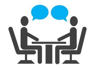 aumentare visite sito web con interviste